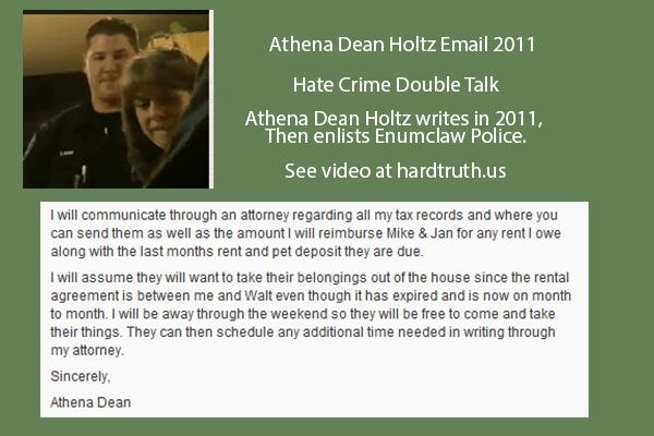Athena Dean Holtz